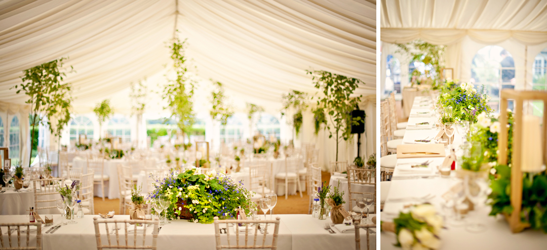 Chichester Wedding Photographer Marquee Wedding