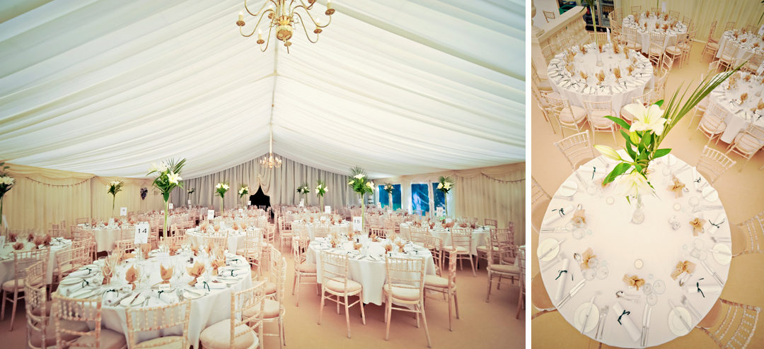 Hertfordshire Wedding Photographer Marquee Wedding