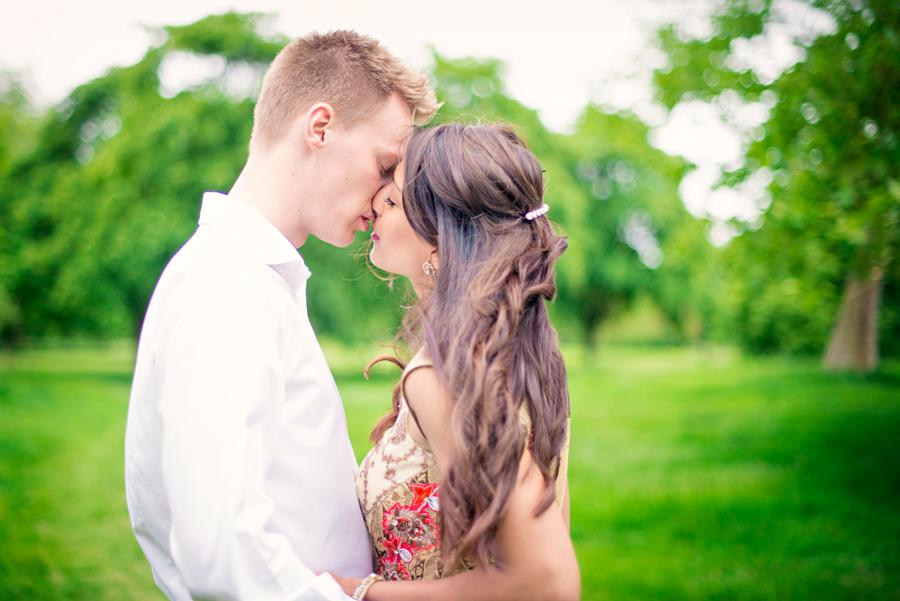 Hyde Park Wedding Photographer Indian Wedding Photography Engagement Session
