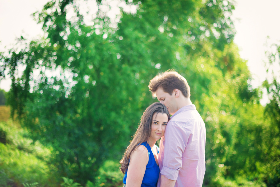 New Forest Wedding Photographer Rockford Common Pre Wedding Engagement Session