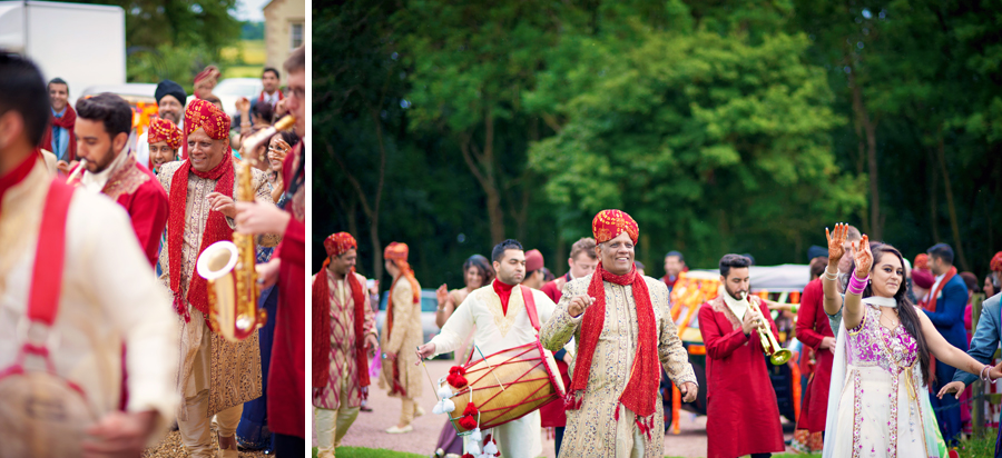 Hindu Wedding Photographer Ladywood Estate
