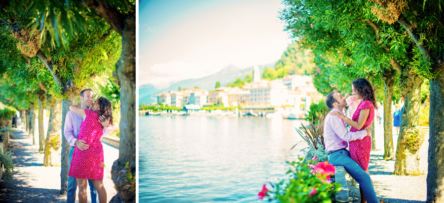 Toby + Cristina | Lake Como, Italy Engagement Session | Destination Wedding Photographer | Photography By Vicki