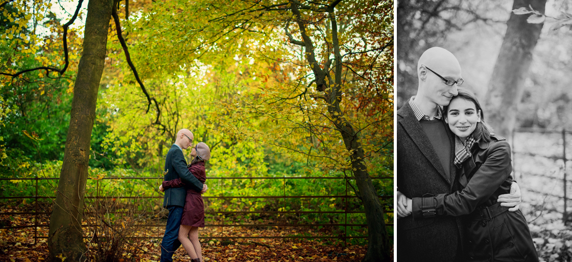 The-Royal-Holloway-London-Wedding-Photographer-David-and-Yasamin-Autumn-Engagement-Session-Photography-By-Vicki001