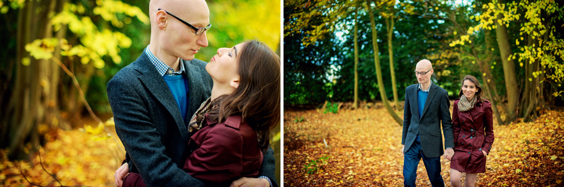 The-Royal-Holloway-London-Wedding-Photographer-David-and-Yasamin-Autumn-Engagement-Session-Photography-By-Vicki002