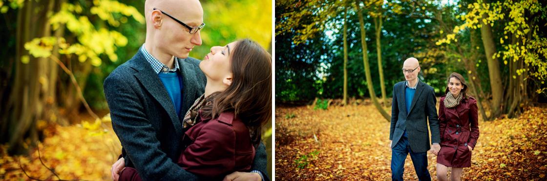 The-Royal-Holloway-London-Wedding-Photographer-David-and-Yasamin-Autumn-Engagement-Session-Photography-By-Vicki002