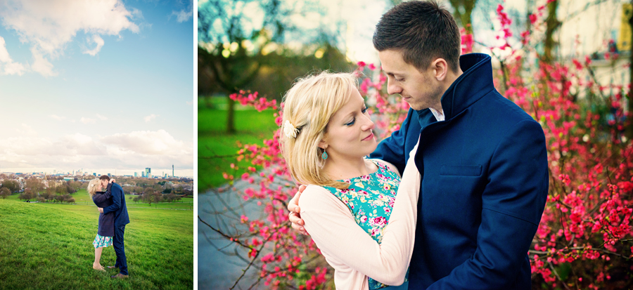 Primrose-Hill-Park-London-Wedding-Photographer-Richard-and-Sophie-Engagement-Session-Photography-By-Vicki011