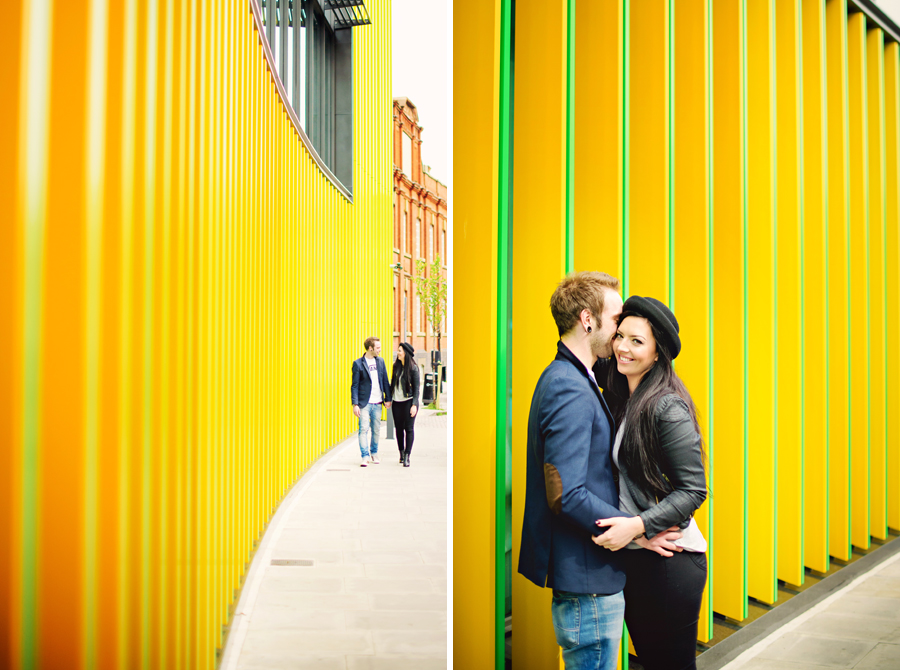 Camden Town Wedding Photographer Engagement Session