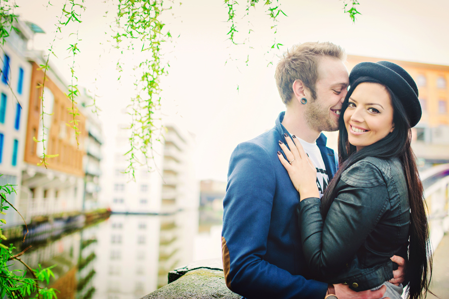 Camden Town Wedding Photographer Alternative Engagement Session Photography