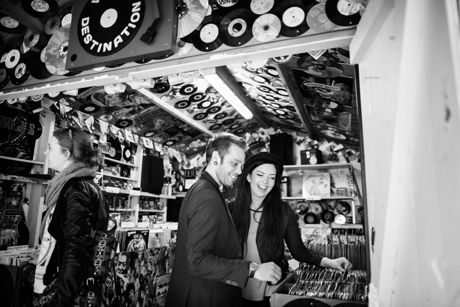 London Camden Town Wedding Photographer Engagement Session Photography