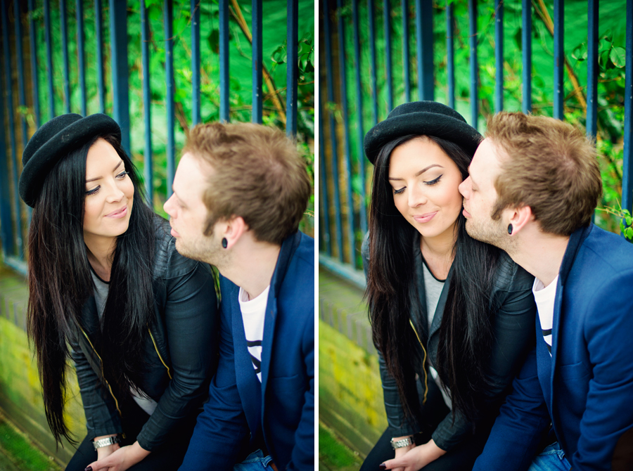 Camden Town Wedding Photographer Engagement Session Photography