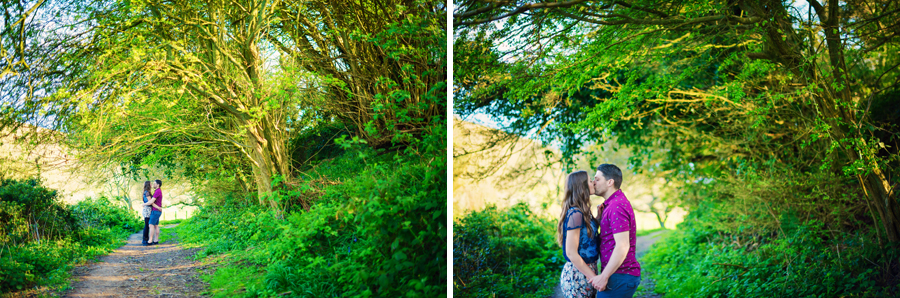 Hastings-Country-Park-Hastings-Wedding-Photographer-Carl-and-Aimee-Engagement-Session-Photography-By-Vicki001