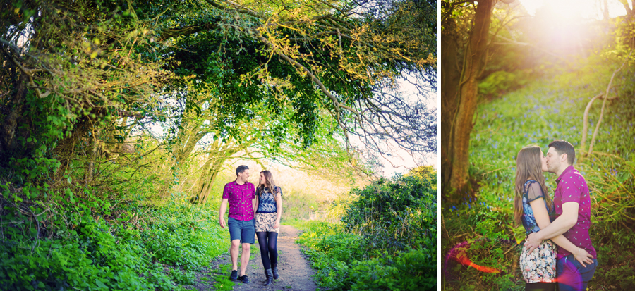 Hastings-Country-Park-Hastings-Wedding-Photographer-Carl-and-Aimee-Engagement-Session-Photography-By-Vicki002