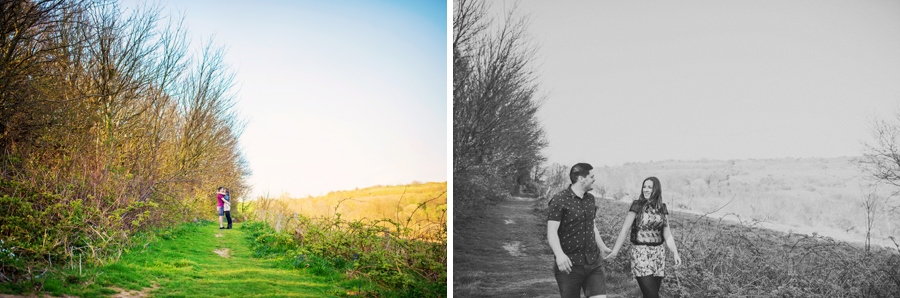 Hastings-Country-Park-Hastings-Wedding-Photographer-Carl-and-Aimee-Engagement-Session-Photography-By-Vicki008