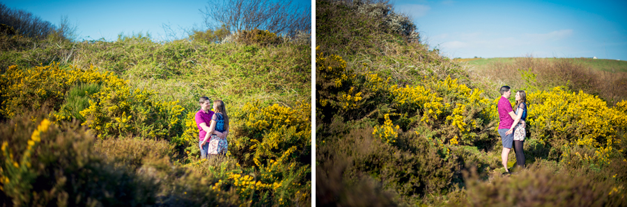 Hastings-Country-Park-Hastings-Wedding-Photographer-Carl-and-Aimee-Engagement-Session-Photography-By-Vicki011