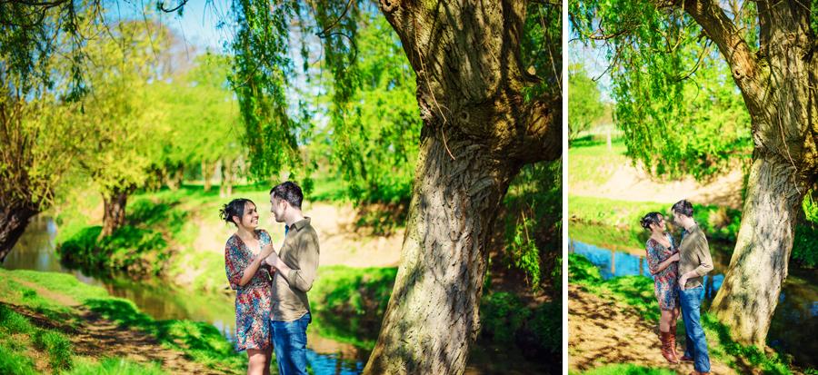 Richmond Park Wedding Photographer - Engagement Photography