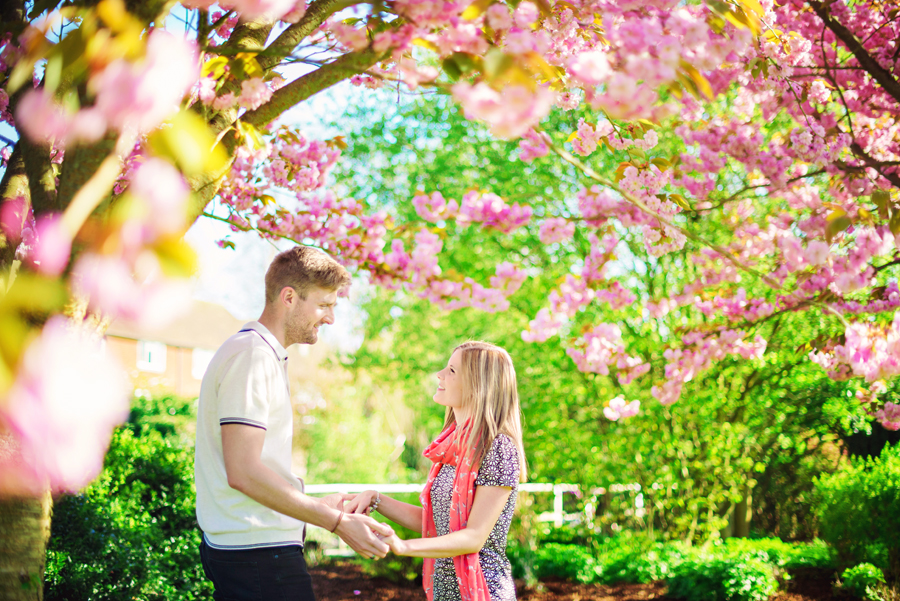 Winchester Wedding Photographer Engagement Session Pre Wedding Shoot