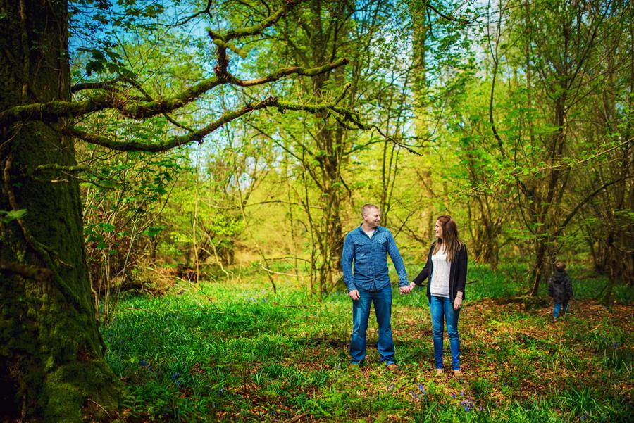 Longleat Forest Wiltshire Wedding Photographer