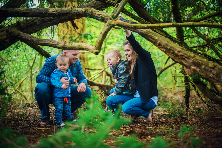 Longleat Forest Family Photography Wiltshire Wedding Photographer