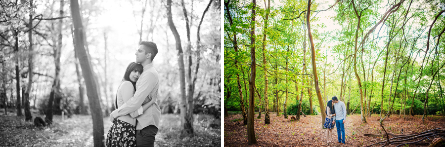 Virginia-Waters-Surrey-Wedding-Photographer-Leatesh-and-Caroline-Engagement-Session-Photography-By-Vicki007