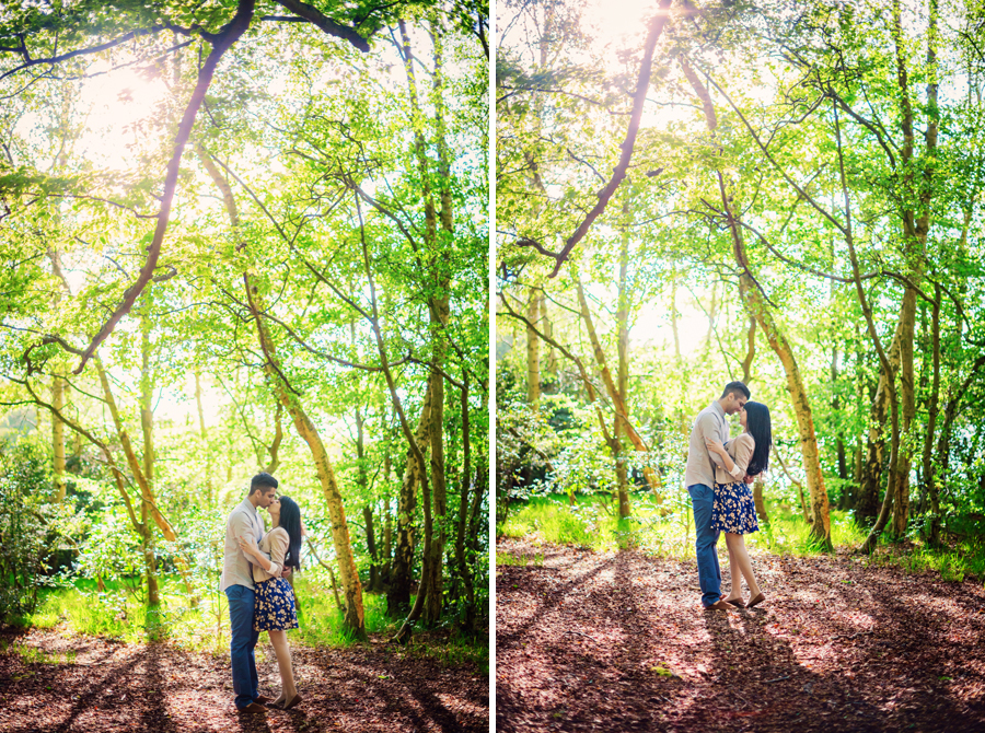 Virginia-Waters-Surrey-Wedding-Photographer-Leatesh-and-Caroline-Engagement-Session-Photography-By-Vicki012