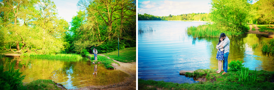 Virginia-Waters-Surrey-Wedding-Photographer-Leatesh-and-Caroline-Engagement-Session-Photography-By-Vicki016