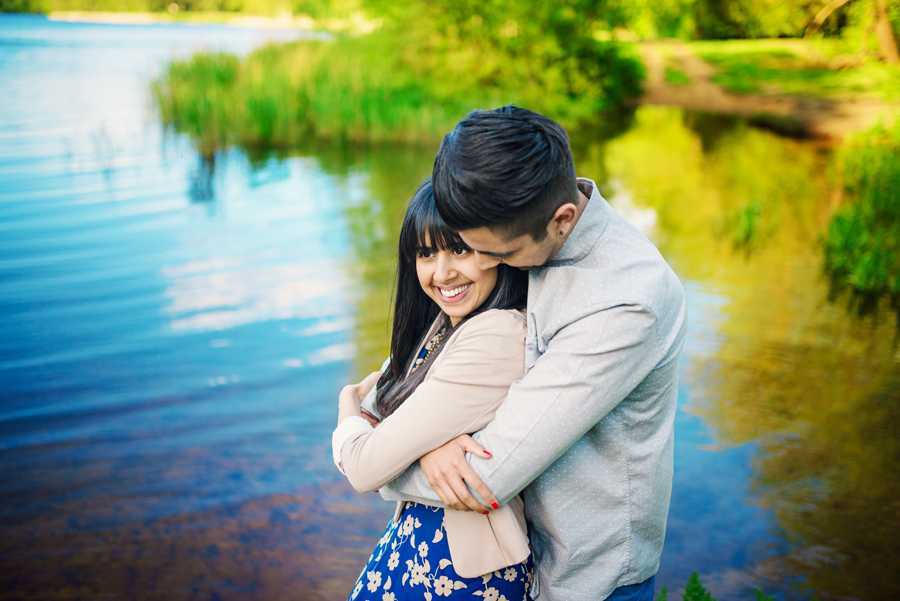 Virginia-Waters-Surrey-Wedding-Photographer-Leatesh-and-Caroline-Engagement-Session-Photography-By-Vicki017