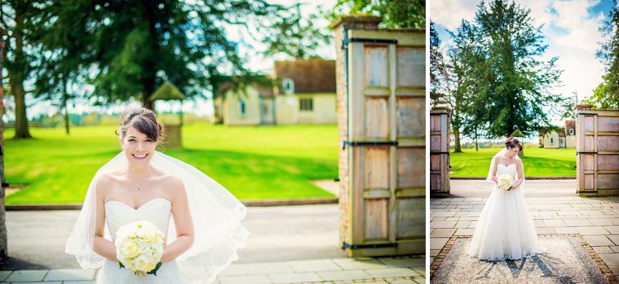 Bridal Portraits Wasing Park Wedding Photographer Berkshire