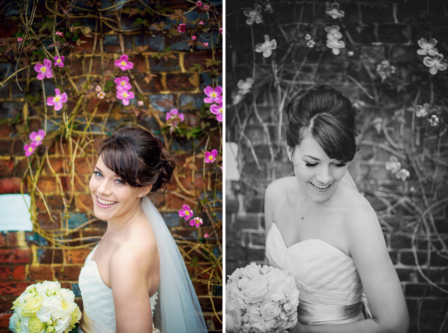 Bridal Portraits Wasing Park Wedding Photographer Berkshire