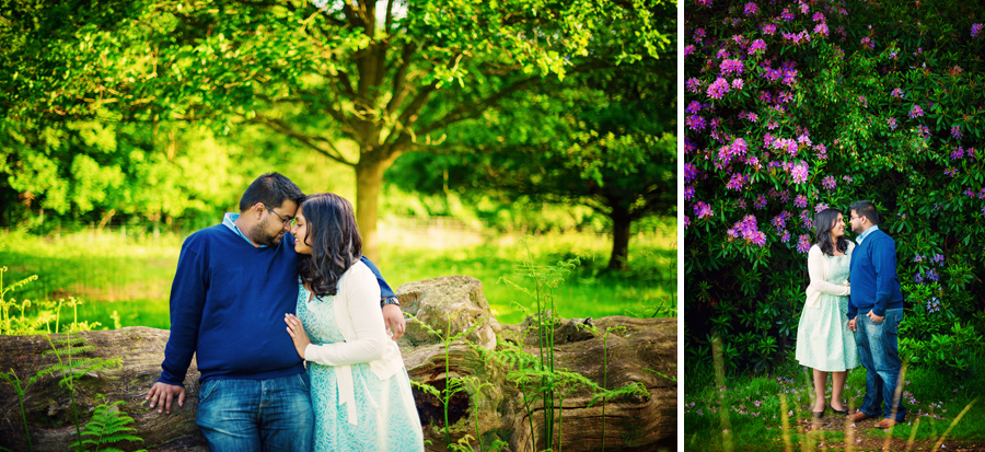 Richmond-Park-London-Wedding-Photographer-Benjamin-and-Sarah-Sunset-Engagement-Session-Photography-By-Vicki004