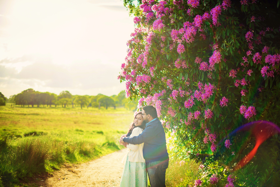 Richmond-Park-London-Wedding-Photographer-Benjamin-and-Sarah-Sunset-Engagement-Session-Photography-By-Vicki006