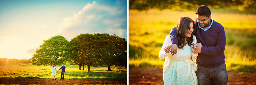 Richmond-Park-London-Wedding-Photographer-Benjamin-and-Sarah-Sunset-Engagement-Session-Photography-By-Vicki015