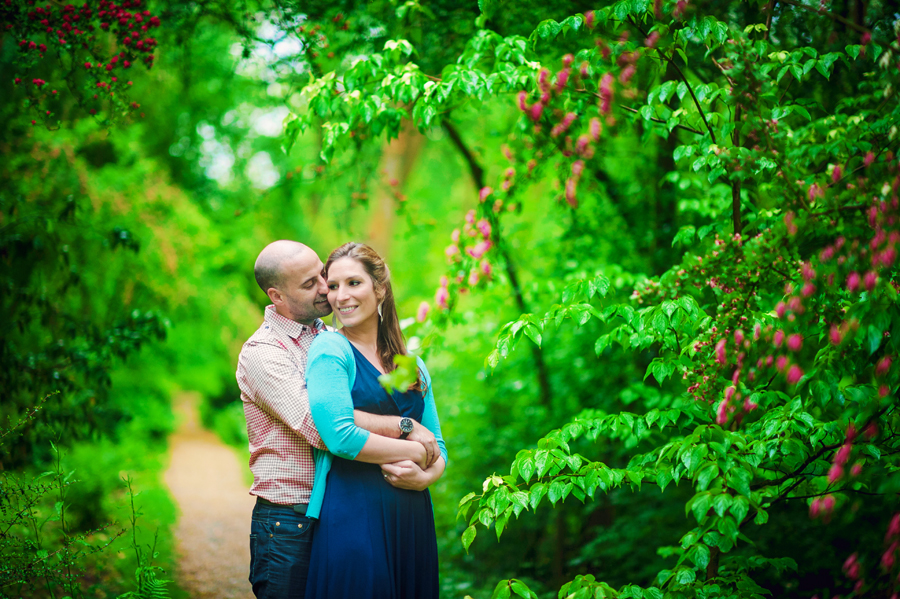 Hampshire Wedding Photographer West Green House Garden