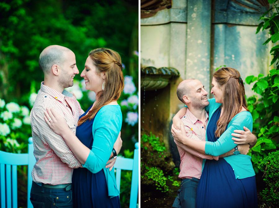 Hampshire Wedding Photography West Green House Garden