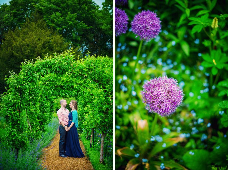 West Green House Garden Wedding Photography Hampshire