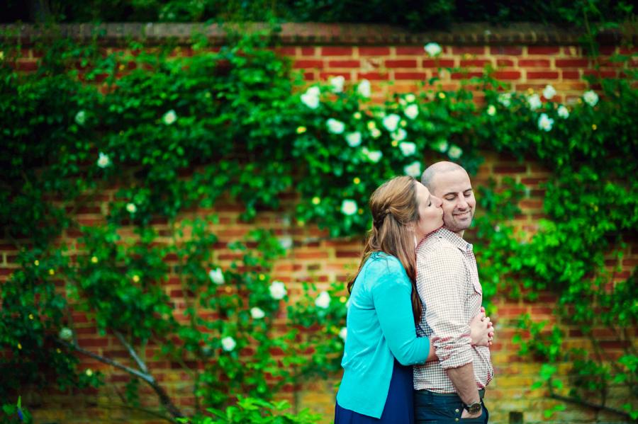 Hampshire Wedding Photography Pre Wedding West Green House Garden