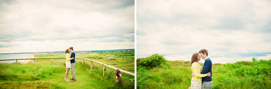 Hengistbury-Head-Bournemouth-Wedding-Photography-James-and-Kayliegh-Engagement-Session-Photography-By-Vicki001