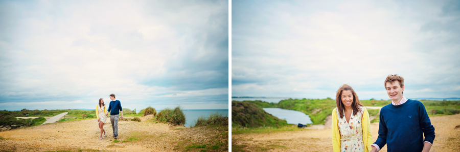 Hengistbury-Head-Bournemouth-Wedding-Photography-James-and-Kayliegh-Engagement-Session-Photography-By-Vicki005