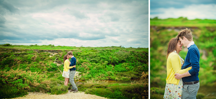Hengistbury-Head-Bournemouth-Wedding-Photography-James-and-Kayliegh-Engagement-Session-Photography-By-Vicki006