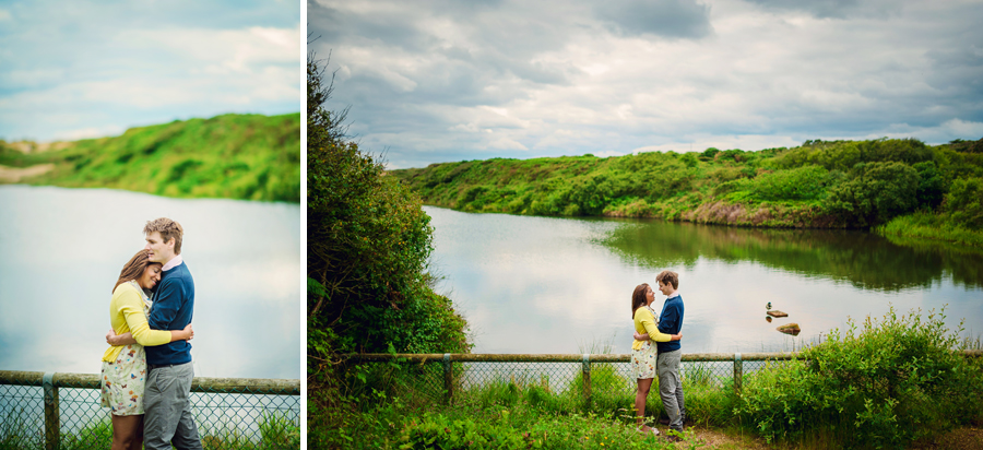 Hengistbury-Head-Bournemouth-Wedding-Photography-James-and-Kayliegh-Engagement-Session-Photography-By-Vicki008