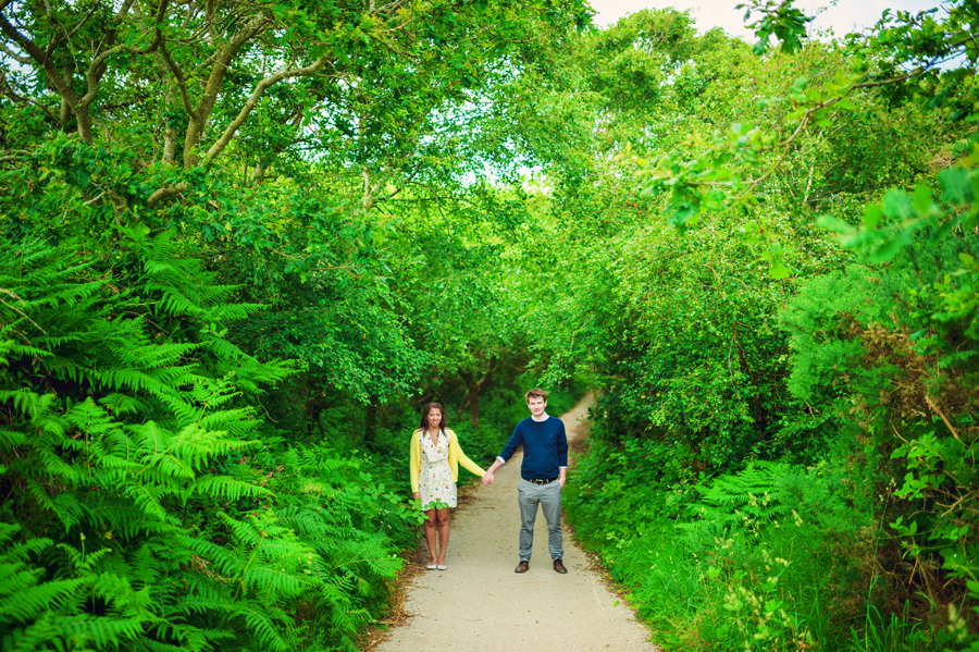 Hengistbury-Head-Bournemouth-Wedding-Photography-James-and-Kayliegh-Engagement-Session-Photography-By-Vicki009