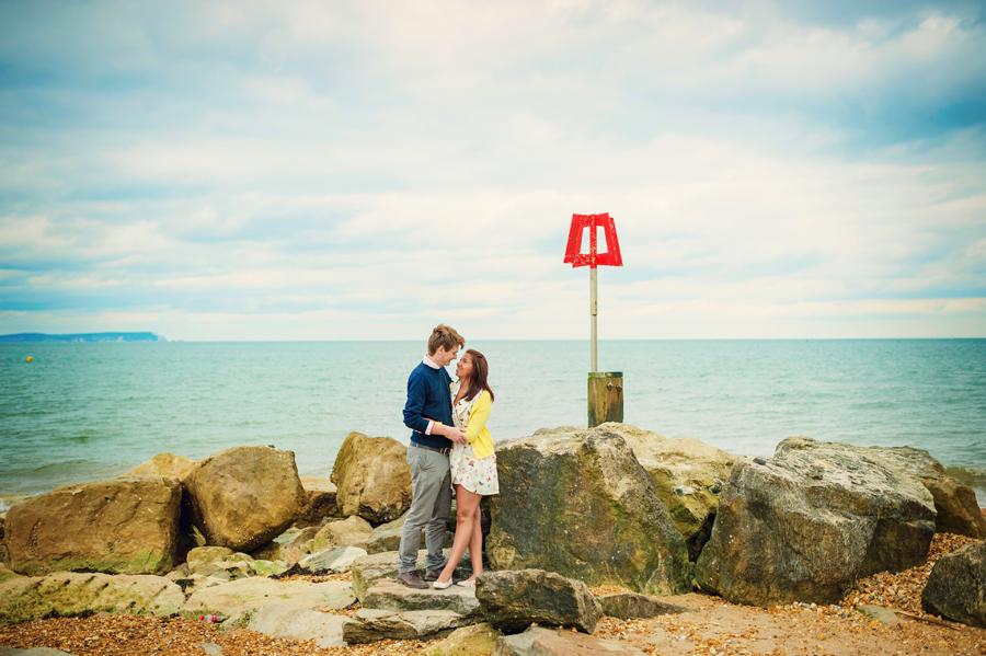 Hengistbury-Head-Bournemouth-Wedding-Photography-James-and-Kayliegh-Engagement-Session-Photography-By-Vicki012