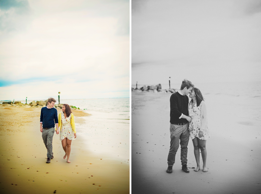 Hengistbury-Head-Bournemouth-Wedding-Photography-James-and-Kayliegh-Engagement-Session-Photography-By-Vicki014