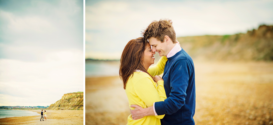 Hengistbury-Head-Bournemouth-Wedding-Photography-James-and-Kayliegh-Engagement-Session-Photography-By-Vicki015