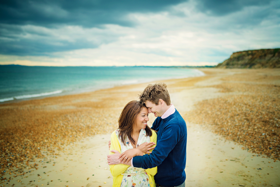 Hengistbury-Head-Bournemouth-Wedding-Photography-James-and-Kayliegh-Engagement-Session-Photography-By-Vicki016