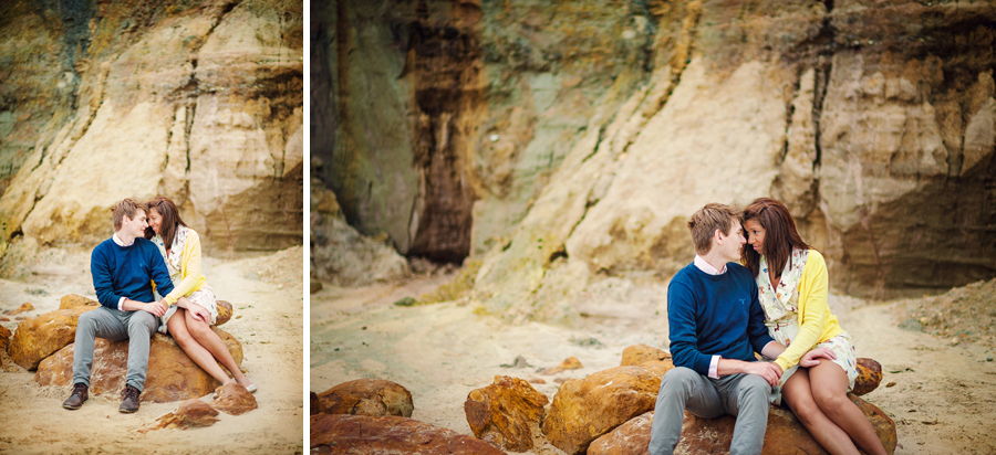 Hengistbury-Head-Bournemouth-Wedding-Photography-James-and-Kayliegh-Engagement-Session-Photography-By-Vicki017