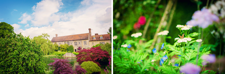 Nettlestead Place Kent Wedding Photographer