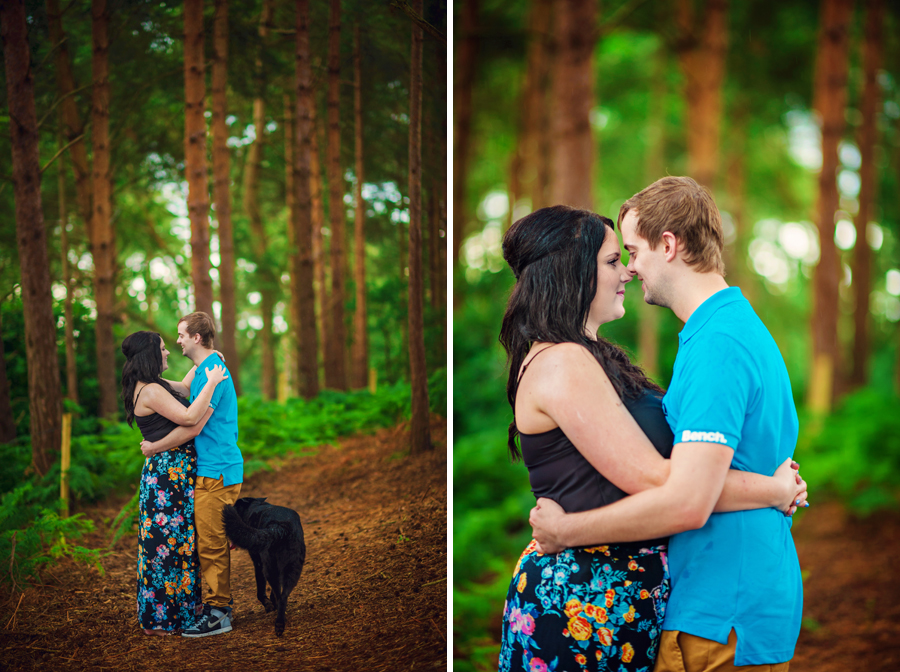 Sullington-Warren-West-Sussex-Wedding-Photography-Matthew-and-Lyndsay-Engagement-Session-Photography-By-Vicki002