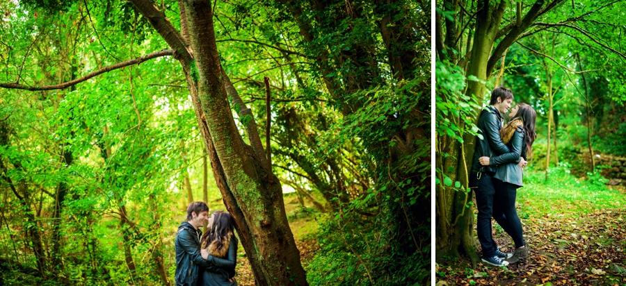 Alternative Creative Wedding Photographer Engagement Photography