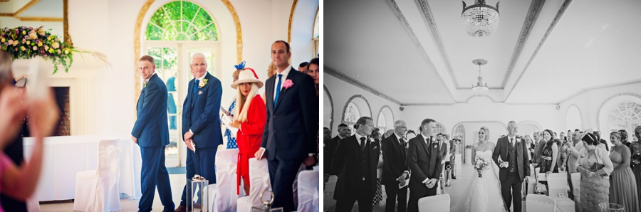 Northbrook Park Surrey Wedding Photographer