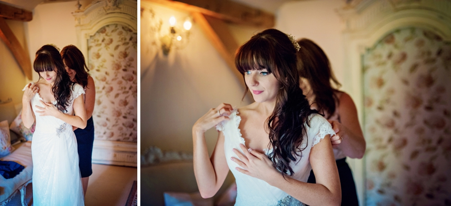 Upwaltham Barns Chichester Wedding photos